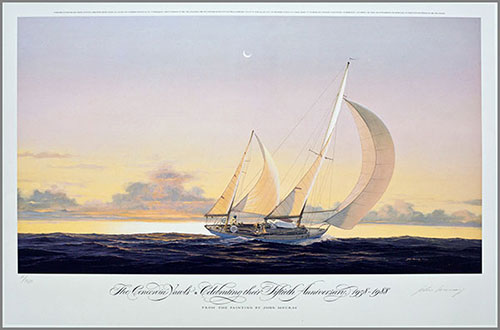 concordia dawn print by john mecray for sale