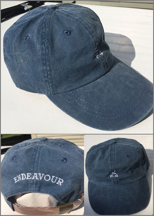 endeavour cap for sale