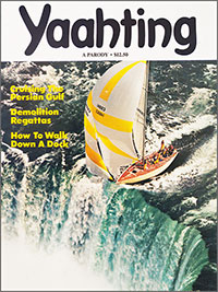 yaahting parody magazine for sale